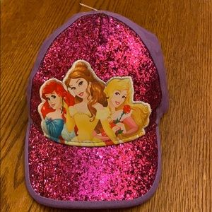 Disney princess girl's hat